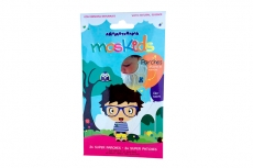 Parches citronela moskids 24 uds